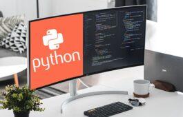 Εισαγωγή στον Προγραμματισμό με τη γλώσσα Python